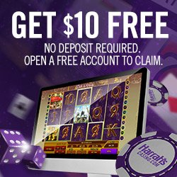 Harrah's welcome bonus