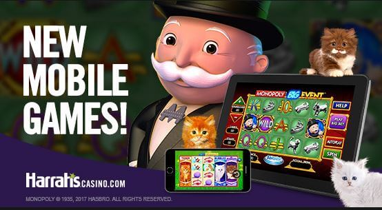 Harrah's Casino Mobile apps