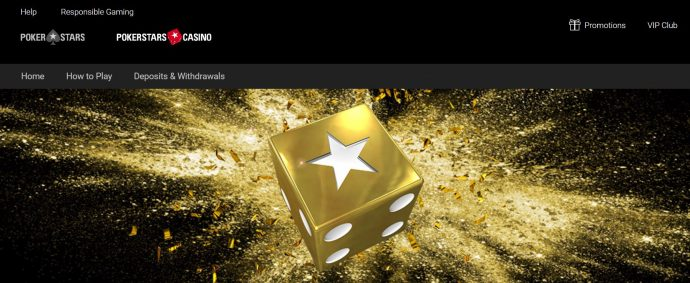 PokerStars Casino NJ Promotions