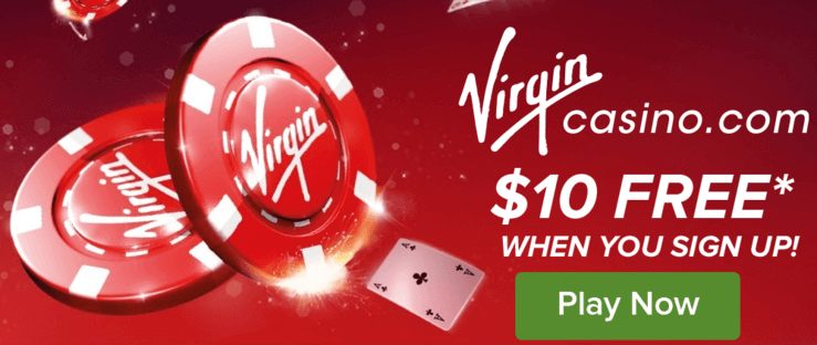 Virgin Casino promotional code bonus cash