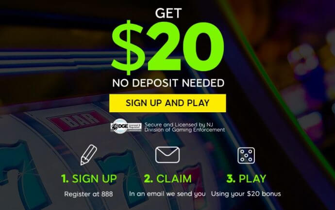888casino Bonus August 2020 Sign Up And Get 20 Free Today